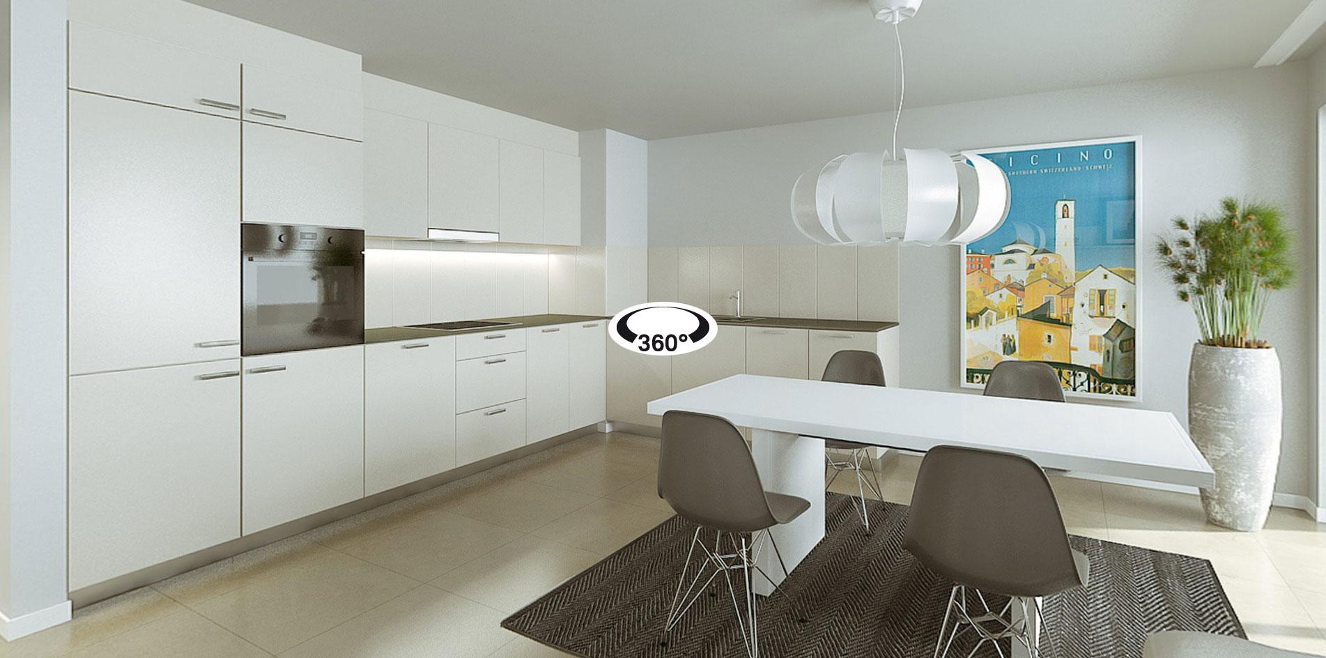 Abitazioni - Residenza La Vigna 360 Virtual Tour